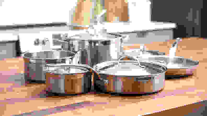 Hestan Cookware - ProBond Full Set