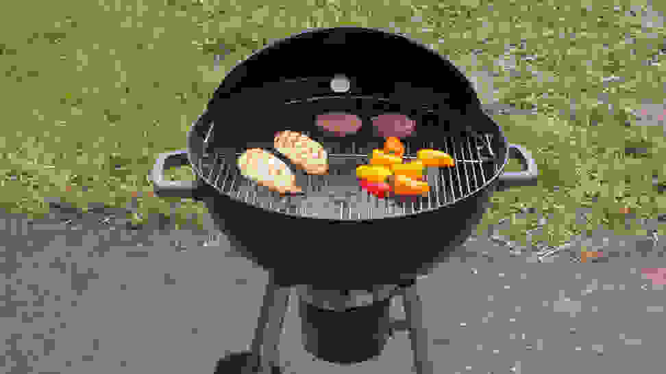 The Best Charcoal Grill - Napoleon