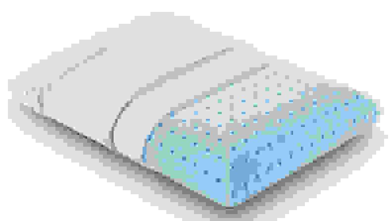 Cr Sleep Memory Foam Pillow