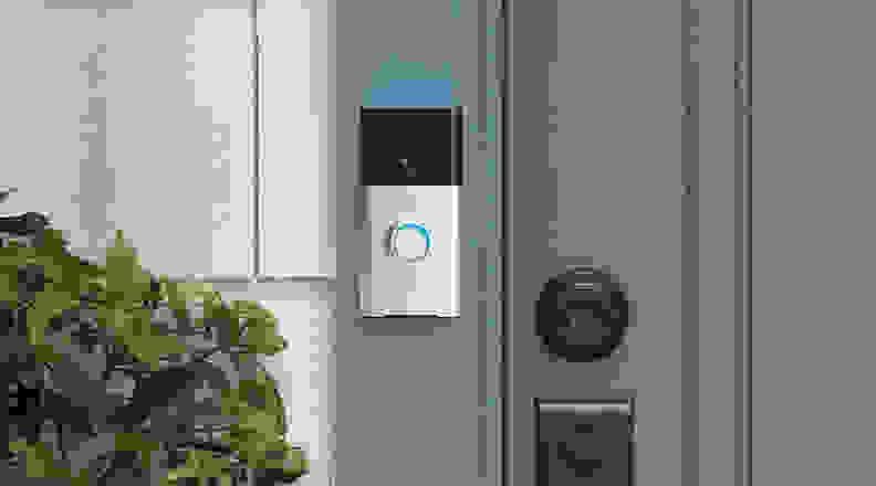 Ring WiFi Enabled Doorbell