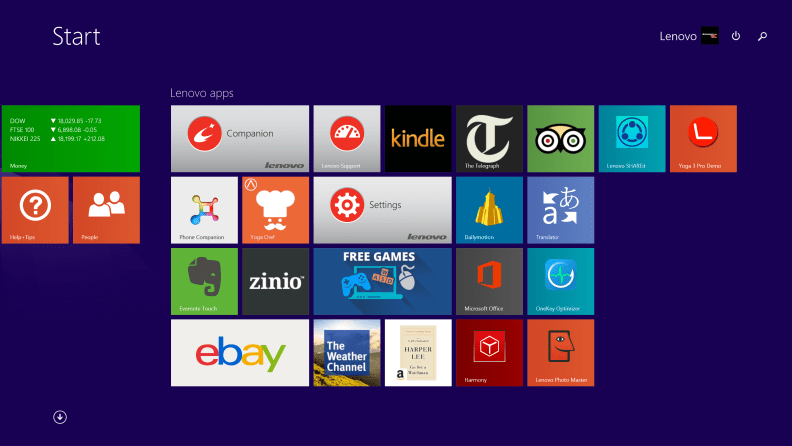 Lenovo Apps