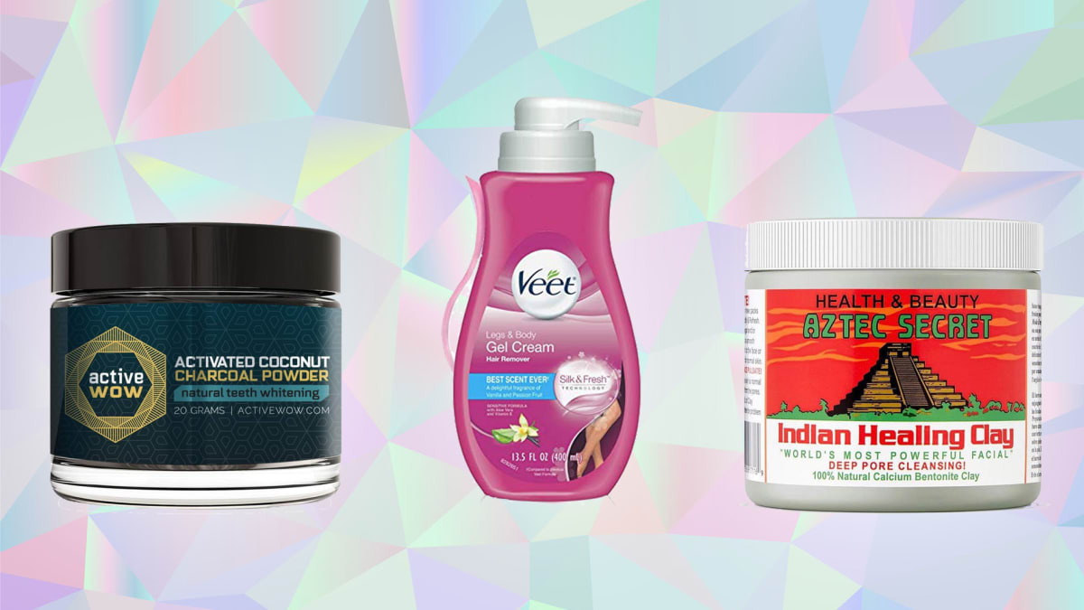 18 gross but satisfying beauty products