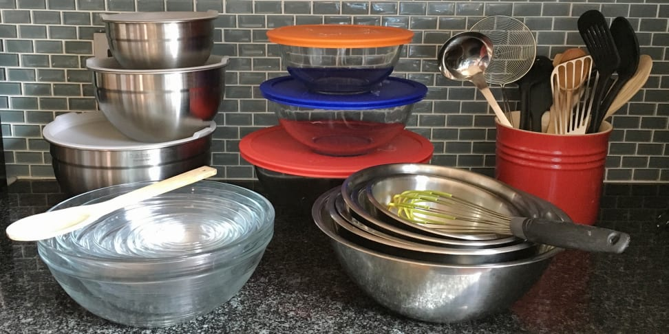 The Best Mixing Bowls of 2020 - Reviewed Kitchen & Cooking