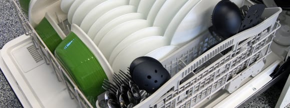How to load your dishwasher hero