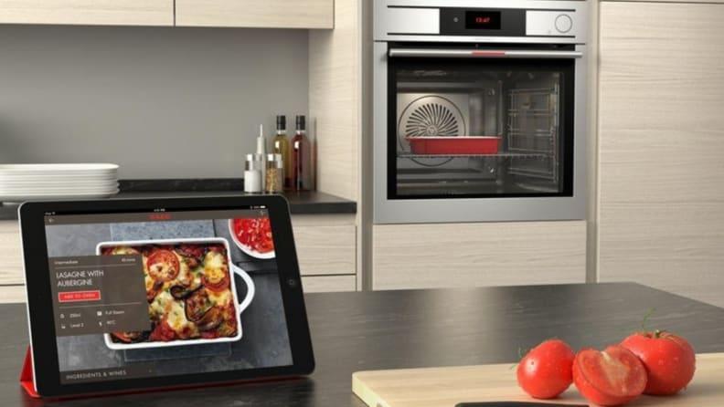 Smart-kitchen-Electrolux