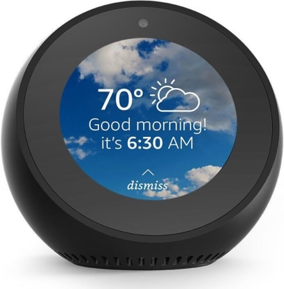 Product Image - Amazon Echo Spot