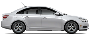 Product Image - 2013 Chevrolet Cruze 1LT Auto