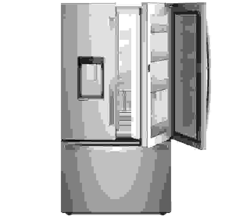 Whirlpool WRF972SIHZ Door-within-door Refrigerator