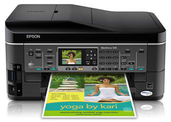 Product Image - Epson WorkForce 545
