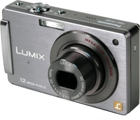 Product Image - Panasonic Lumix DMC-FX580