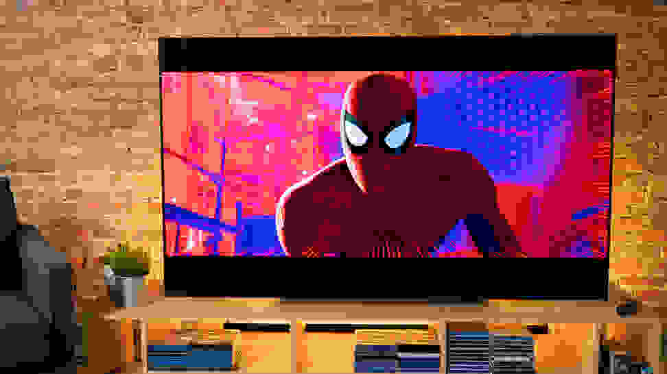 The LG E9—an OLED TV