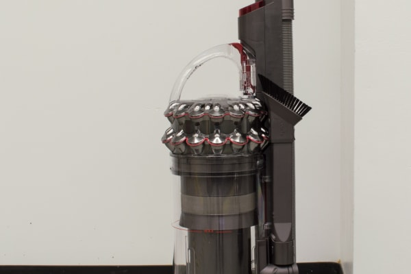 The Dyson Cinetic Big Ball in profile