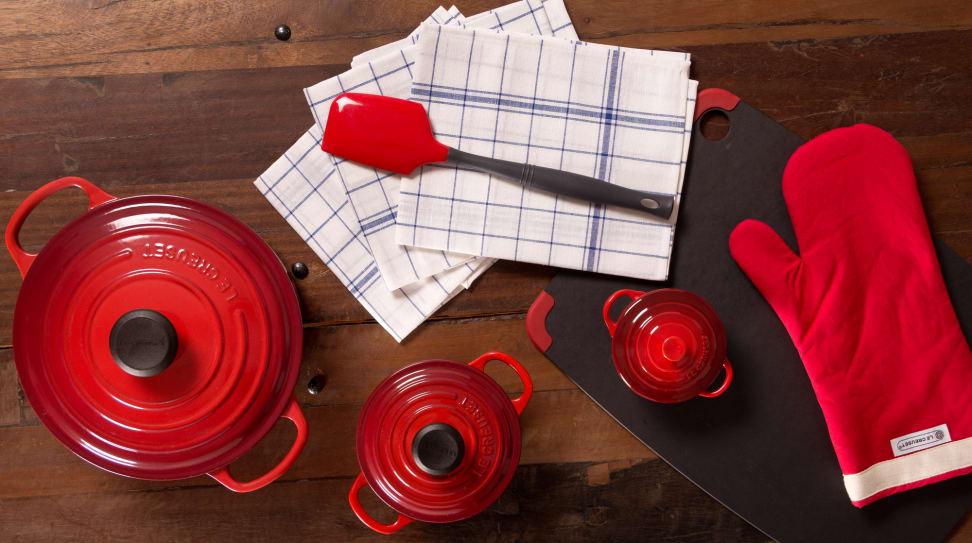 Le Creuset cooking set