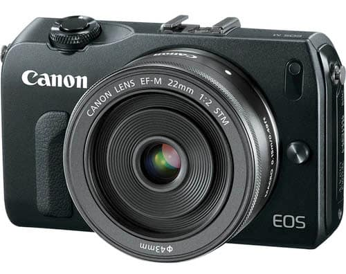 Product Image - Canon EOS M