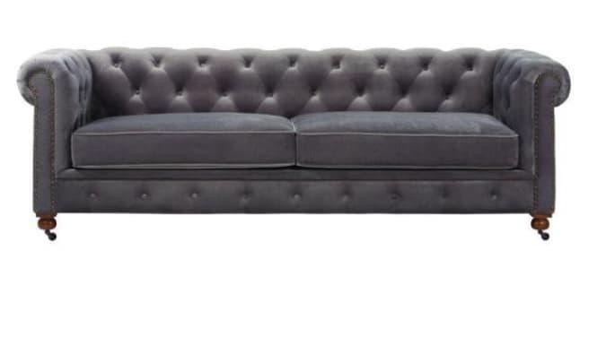 Gordon-Grey-Velvet-Sofa