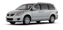 Product Image - 2012 Volkswagen Routan SE with RSE