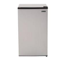 Magic Chef 3.5 cubic foot stainless-steel mini-fridge
