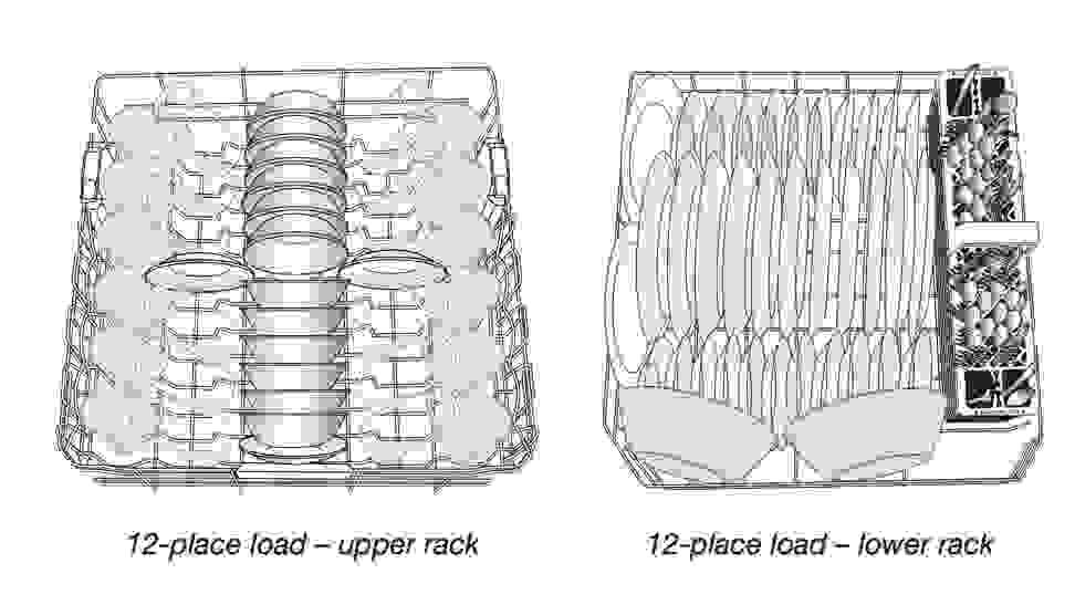 KitchenAid KDTE234GPS load