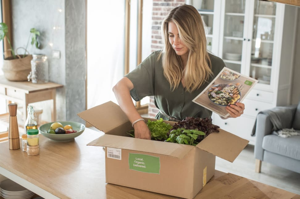 Are meal kits still delivering and are they safe?