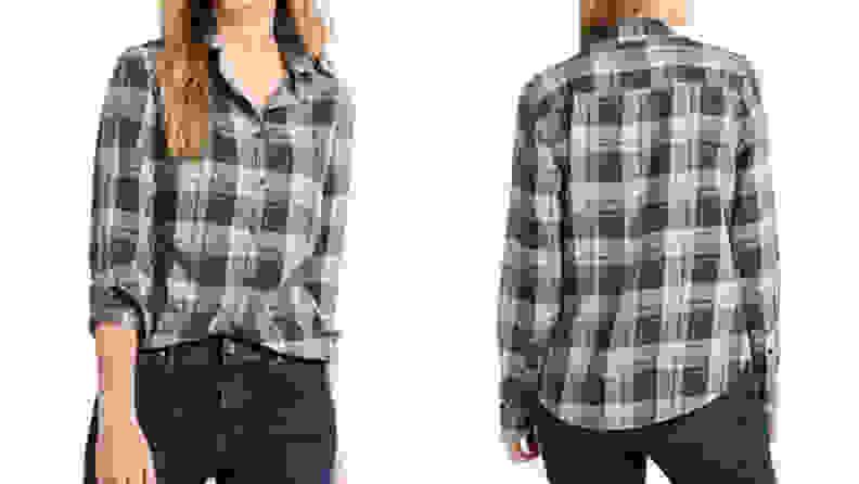 Flannel shirt from L.L. Bean