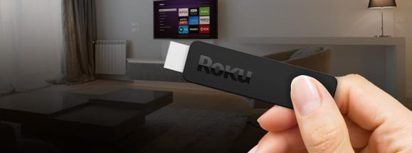Roku streaming stick hero
