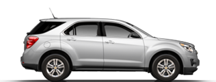Product Image - 2012 Chevrolet Equinox LTZ AWD