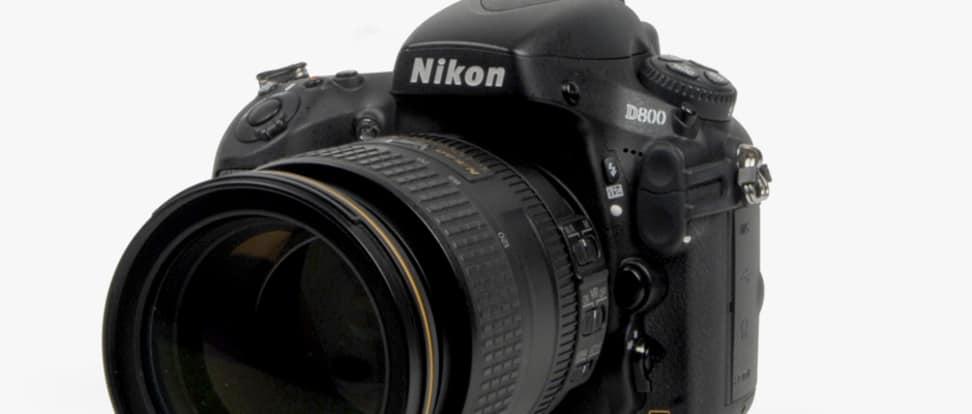 Product Image - Nikon D800