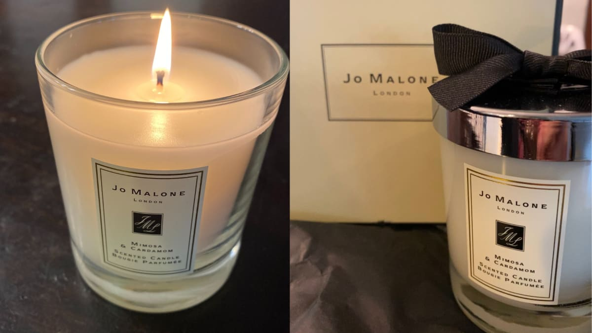 Splurge on this popular London luxury candle and you won't regret it