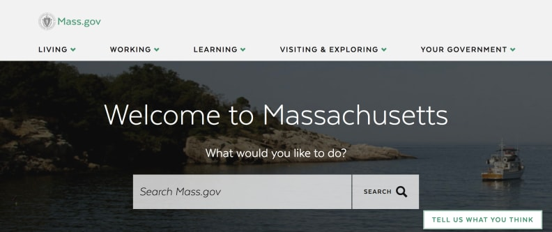 8. Mass.gov