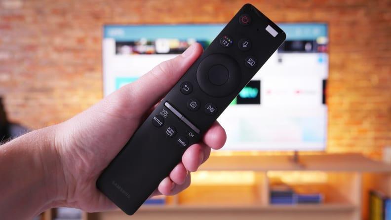 Samsung Q80R Remote Control