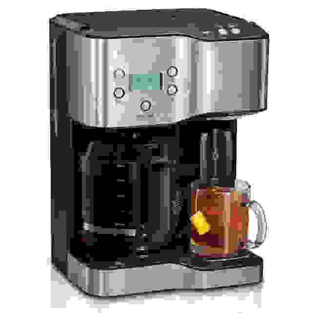 Hamilton Beach 12-Cup Coffeemaker with Hot Water Dispensing