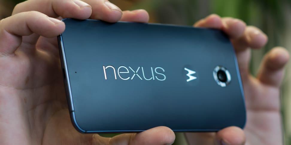 Product Image - Google Nexus 6
