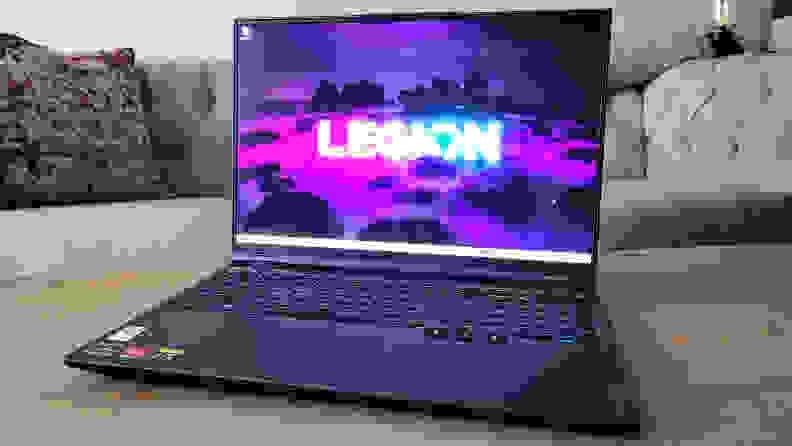Lenovo Legion 5 Pro Gen 6 front view