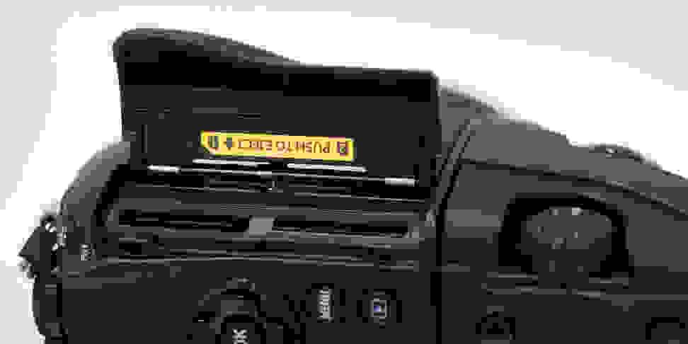 Olympus OM-D E-M1 Mark II Card Slots