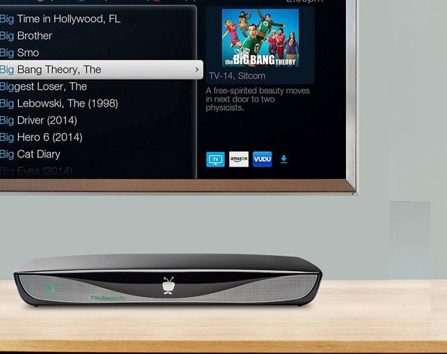 TiVo Roamio OTA 1TB DVR