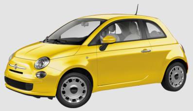 Product Image - 2012 Fiat 500 Pop
