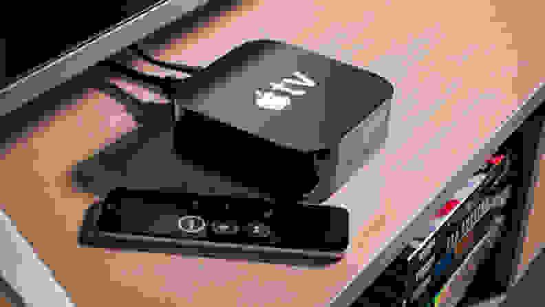 Apple TV 4K Streaming Box