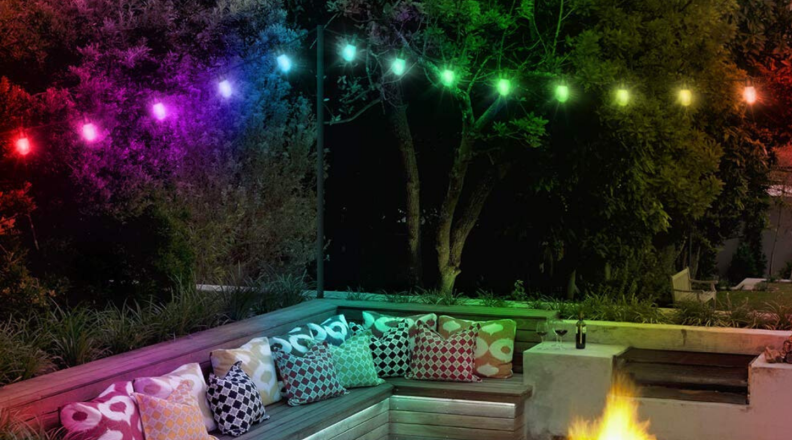 Govee Connectable WiFi Smart Outdoor String Light