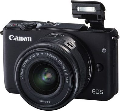 Product Image - Canon EOS M10