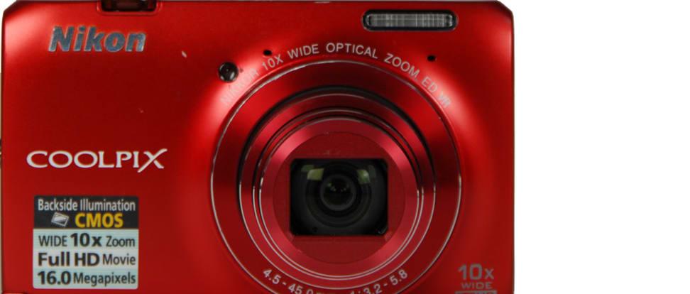 Product Image - Nikon  Coolpix S6300