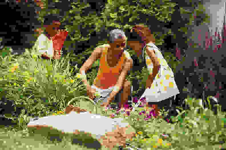 GardeningGrandchildren