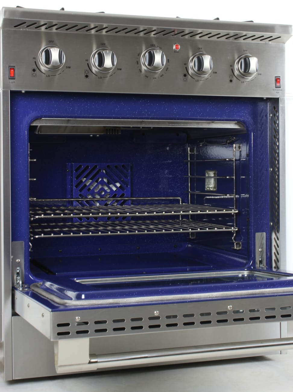 NXR DRGB3001 Oven Cavity