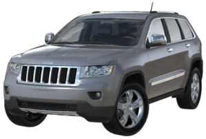 Product Image - 2013 Jeep Grand Cherokee Overland