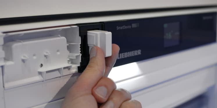 Liebherr's Smart Fridge Add-On Is Affordable and Sensible - Reviewed