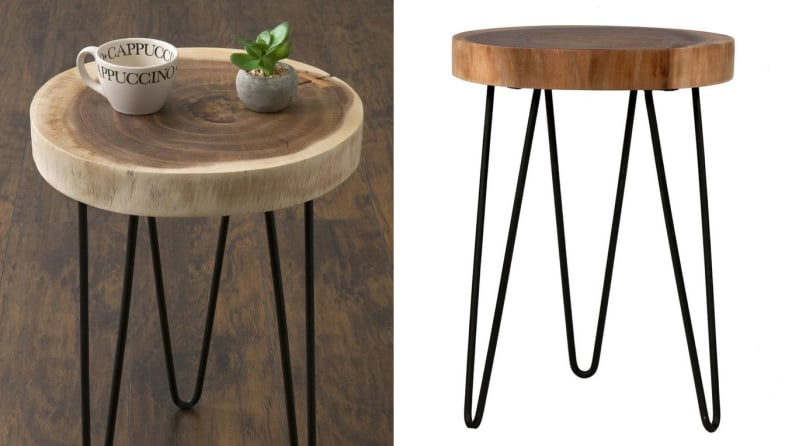 Ginny Table With Pin Legs