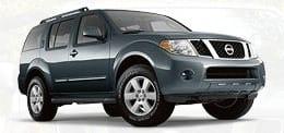 Product Image - 2012 Nissan Pathfinder SV
