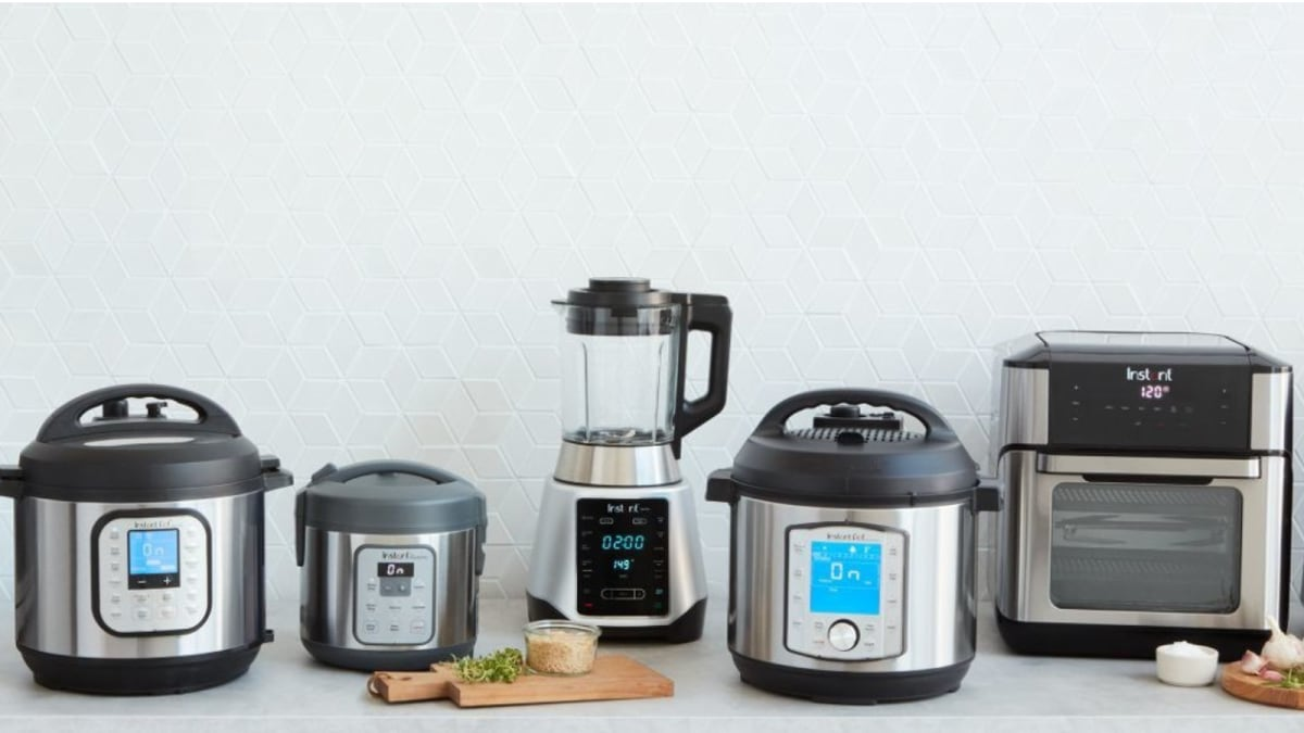 Instant Pot just released 10 new appliances—but are they worth buying?