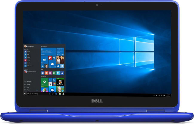 Product Image - Dell Inspiron 11 3000 (i3168-0028BLU)