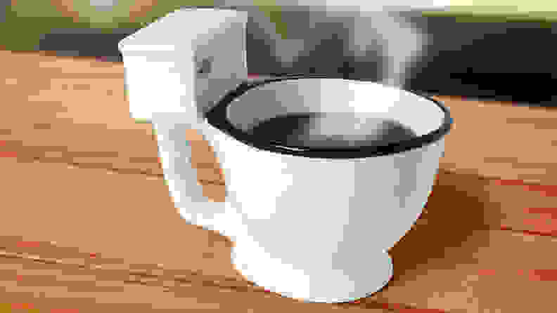 Ideas in Life Toilet Bowl Mug