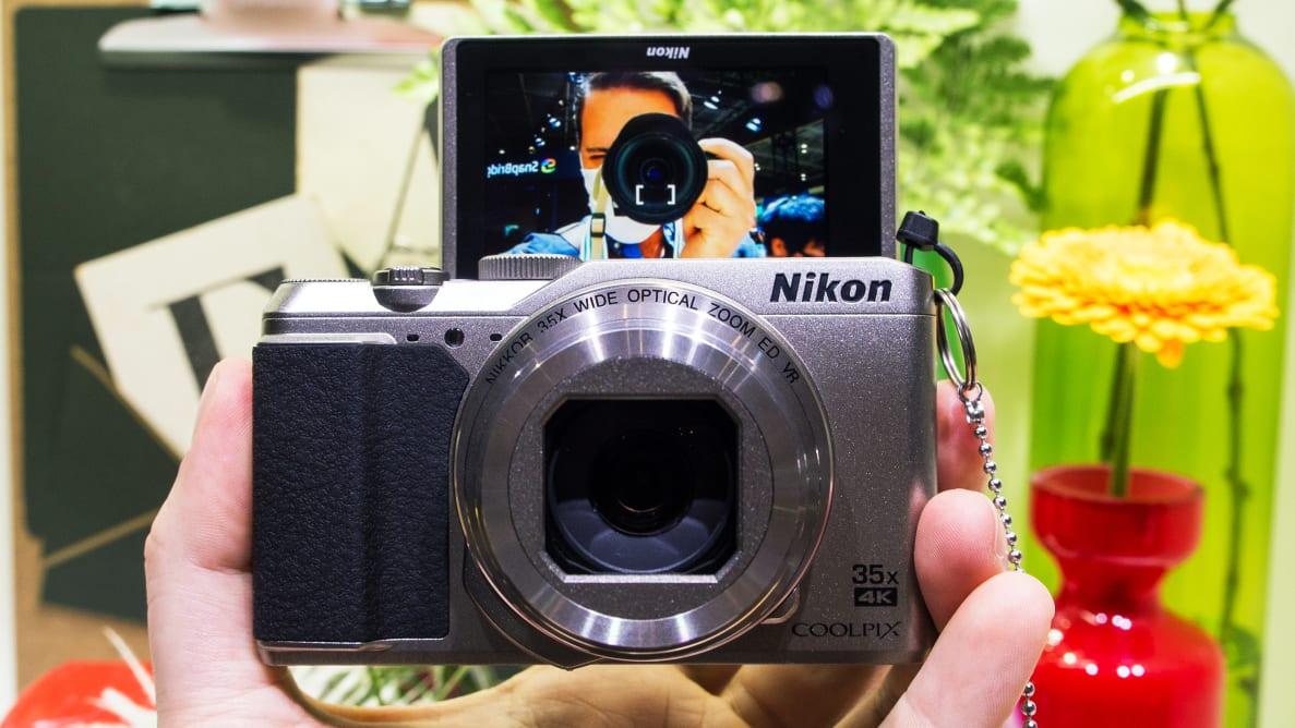The Nikon Coolpix A900